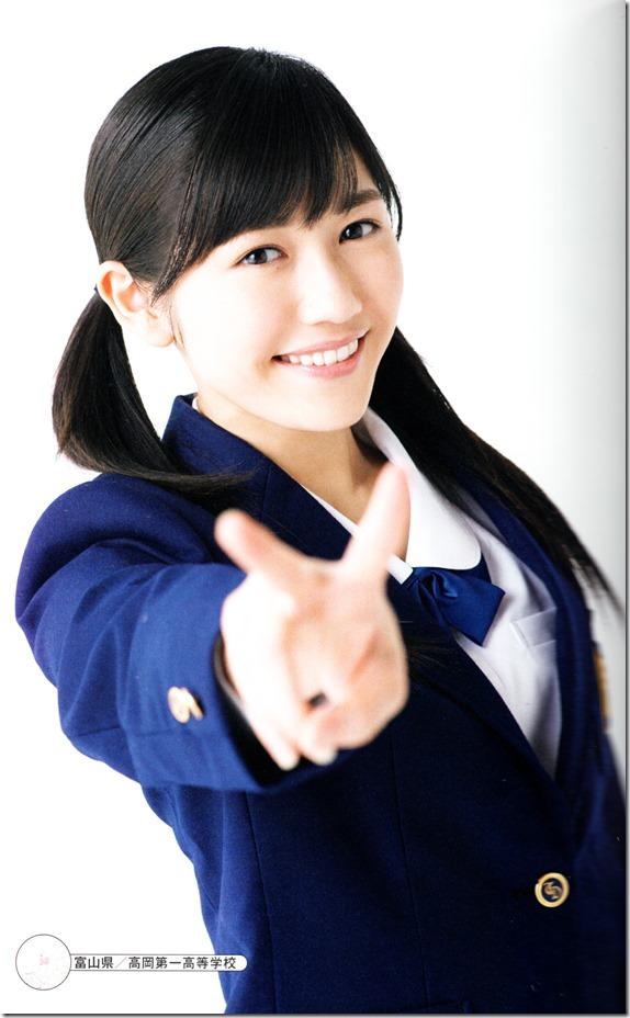 Watanabe Mayu 2nd shashinshuu Seifuku Zukan Saigo no Seifuku  (54)