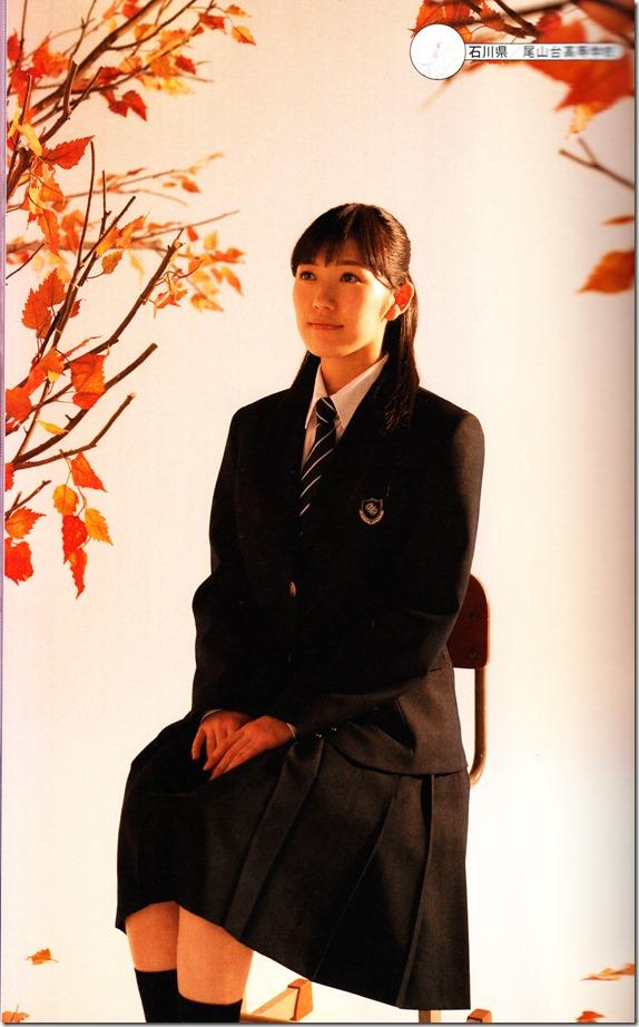 Watanabe Mayu 2nd shashinshuu Seifuku Zukan Saigo no Seifuku  (56)