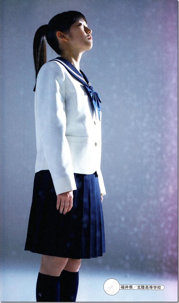 Watanabe Mayu 2nd shashinshuu Seifuku Zukan Saigo no Seifuku  (57)