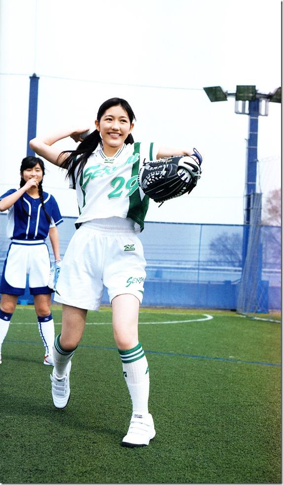 Watanabe Mayu 2nd shashinshuu Seifuku Zukan Saigo no Seifuku  (65)