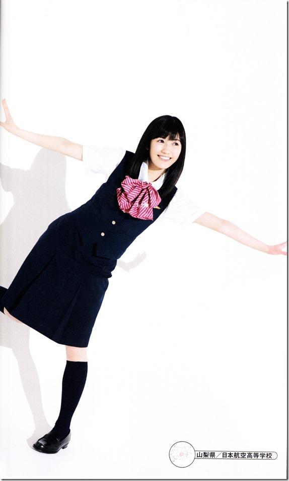 Watanabe Mayu 2nd shashinshuu Seifuku Zukan Saigo no Seifuku  (67)