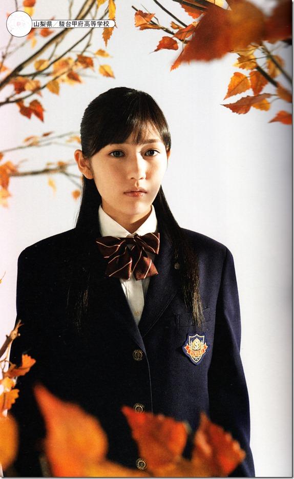 Watanabe Mayu 2nd shashinshuu Seifuku Zukan Saigo no Seifuku  (68)