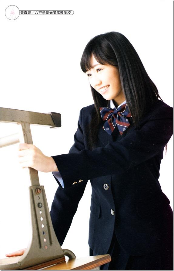 Watanabe Mayu 2nd shashinshuu Seifuku Zukan Saigo no Seifuku  (6)