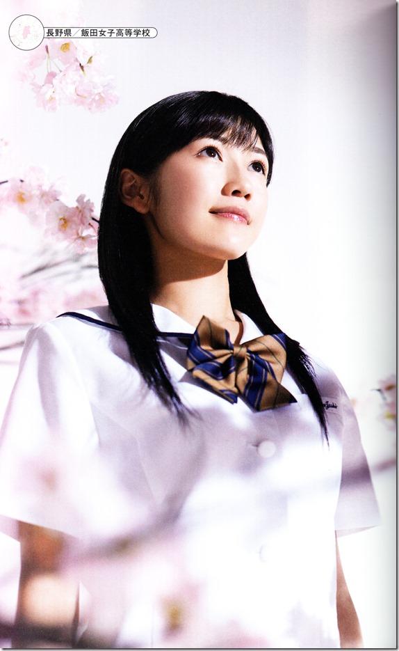 Watanabe Mayu 2nd shashinshuu Seifuku Zukan Saigo no Seifuku  (70)