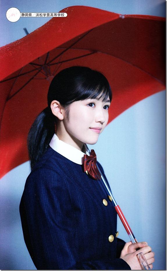 Watanabe Mayu 2nd shashinshuu Seifuku Zukan Saigo no Seifuku  (73)