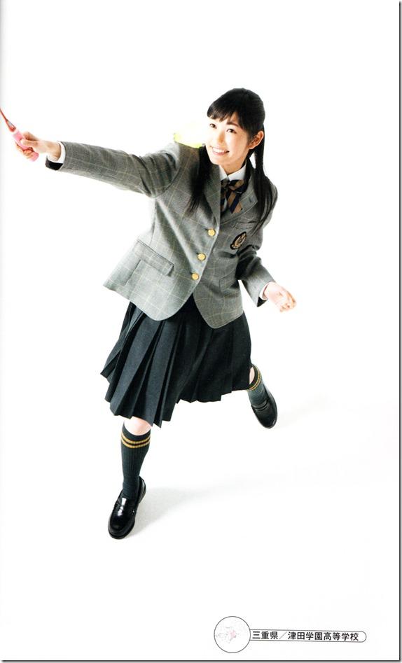 Watanabe Mayu 2nd shashinshuu Seifuku Zukan Saigo no Seifuku  (76)