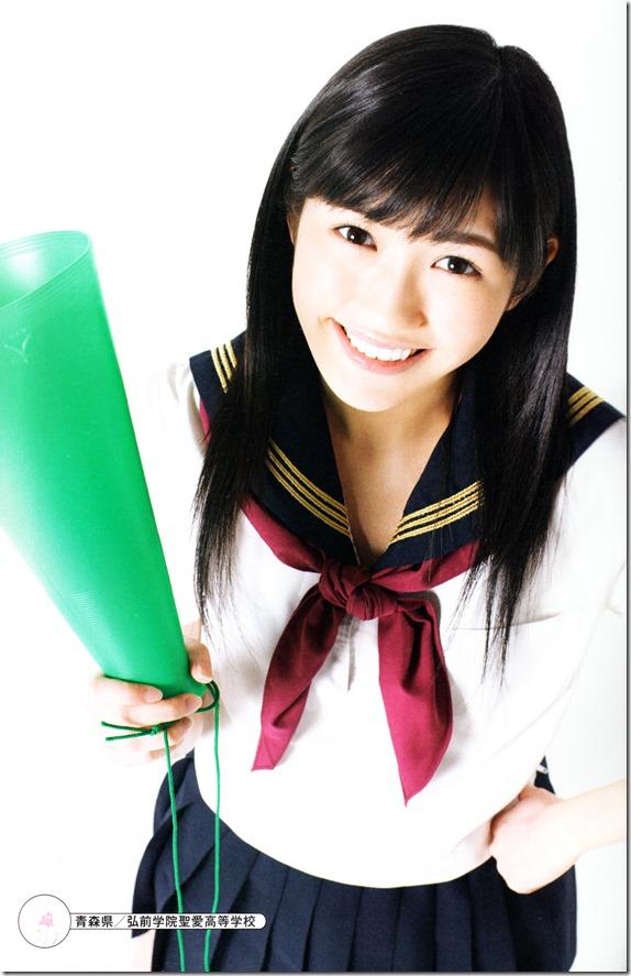 Watanabe Mayu 2nd shashinshuu Seifuku Zukan Saigo no Seifuku  (7)