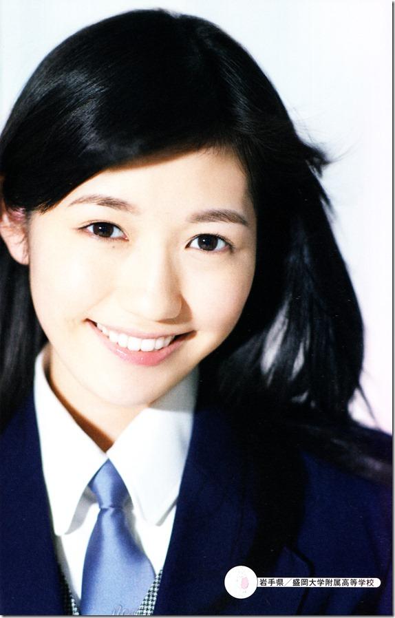 Watanabe Mayu 2nd shashinshuu Seifuku Zukan Saigo no Seifuku  (8)