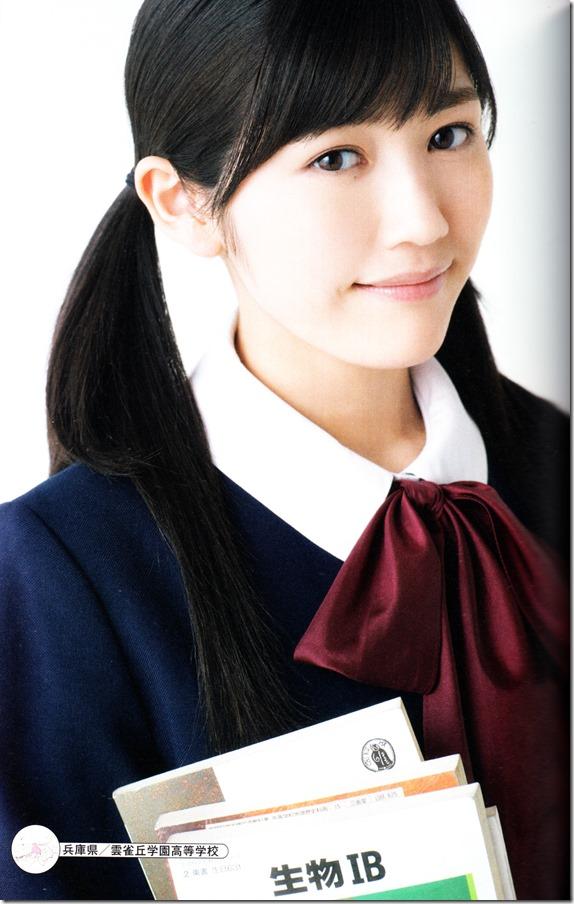 Watanabe Mayu 2nd shashinshuu Seifuku Zukan Saigo no Seifuku  (95)
