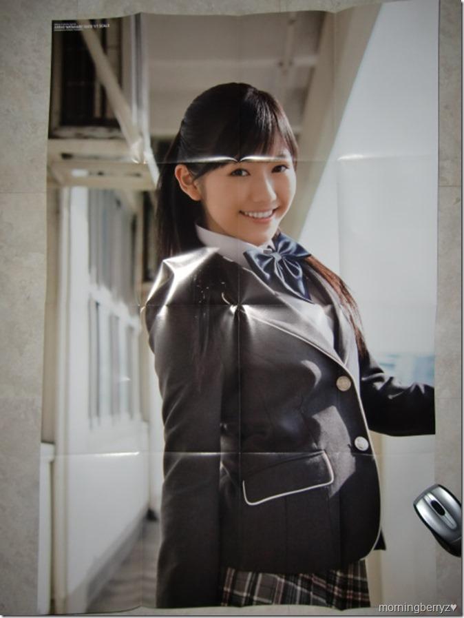 Weekly Playboy 2013.4.29 life sized Watanabe Mayu poster