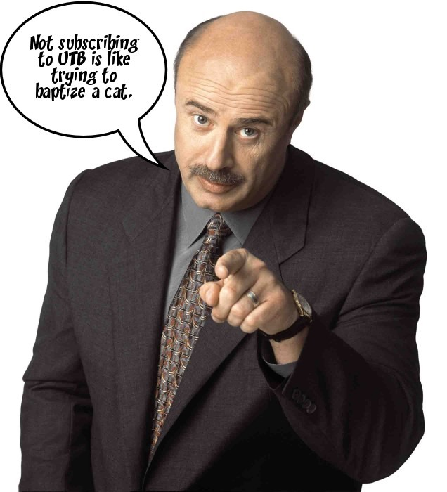 A word from Dr. Phil