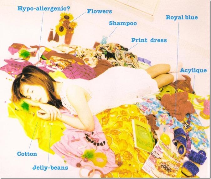 Sakurai Tomo in T-mode♥....