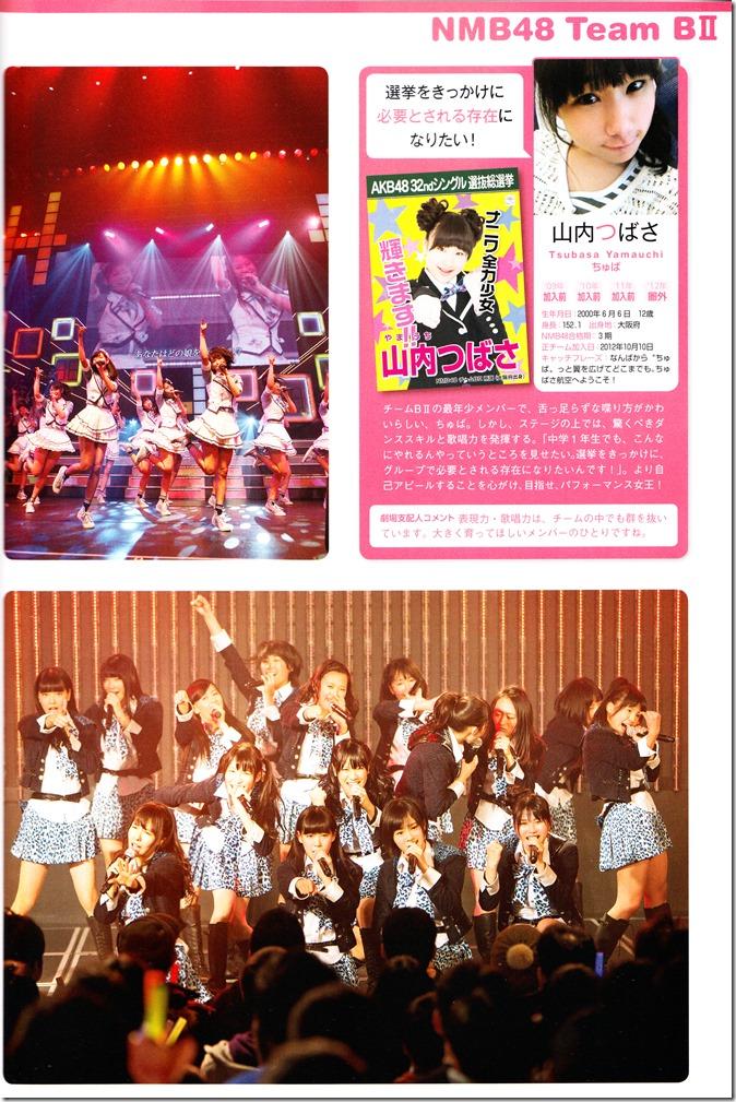 AKB48 Sousenkyo Official Guide Book (109)