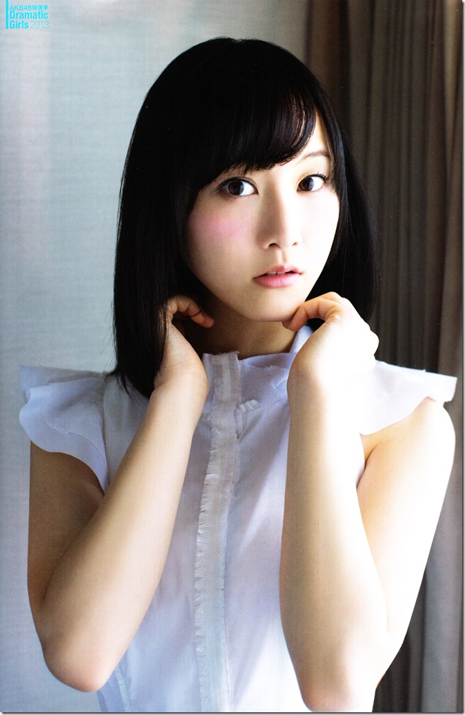 AKB48 Sousenkyo Official Guide Book (14)