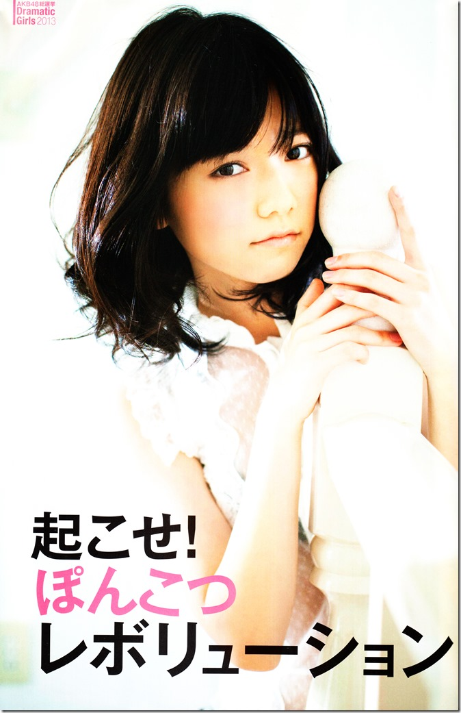 AKB48 Sousenkyo Official Guide Book (15)