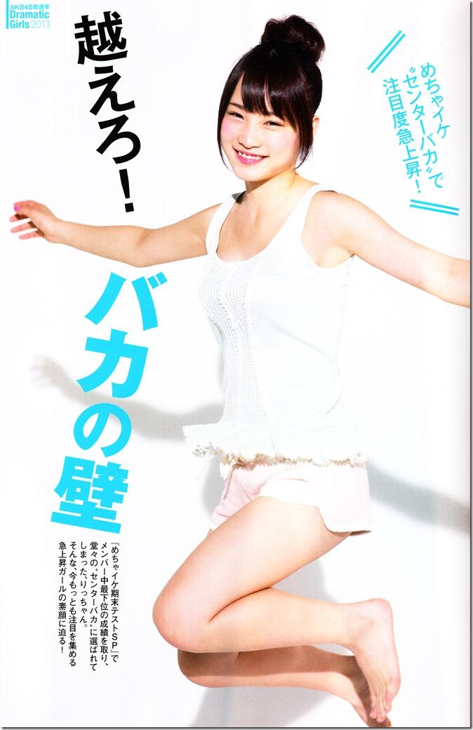 AKB48 Sousenkyo Official Guide Book (19)
