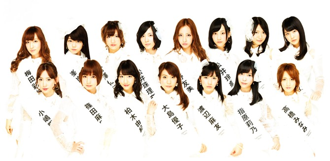 AKB48 2013 Sousenkyo Official Guide Book