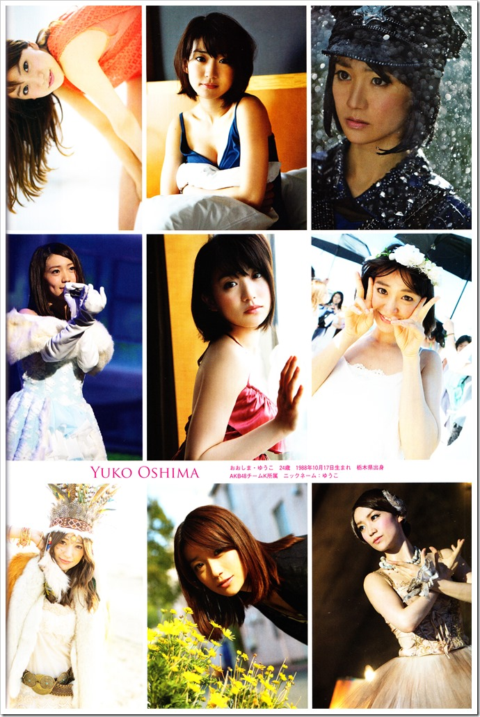 AKB48 Sousenkyo Official Guide Book (29)