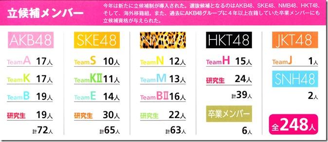AKB48 Sousenkyo Official Guide Book (2)