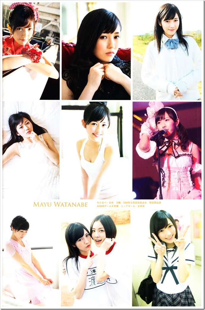 AKB48 Sousenkyo Official Guide Book (33)