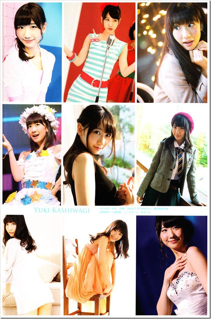 AKB48 Sousenkyo Official Guide Book (35)