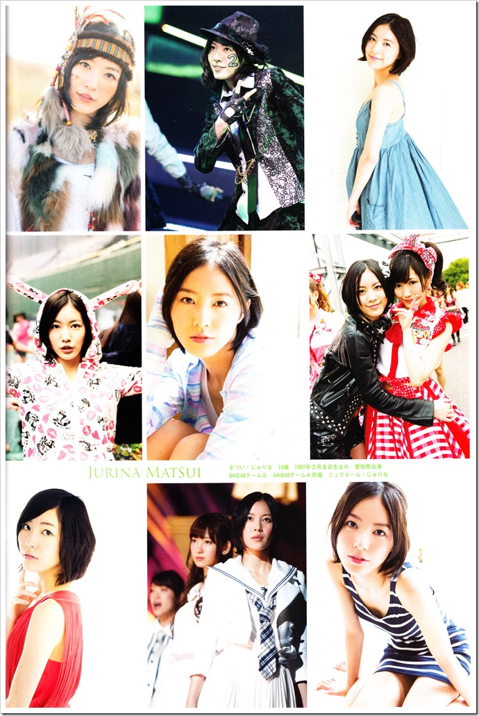 AKB48 Sousenkyo Official Guide Book (53)