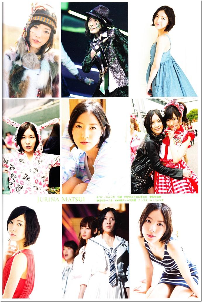AKB48 Sousenkyo Official Guide Book (53)