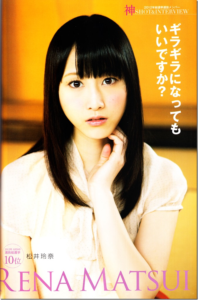 AKB48 Sousenkyo Official Guide Book (55)