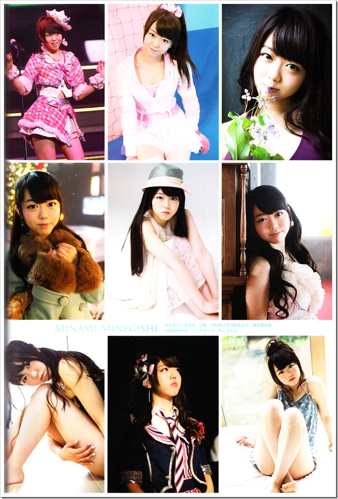 AKB48 Sousenkyo Official Guide Book (65)