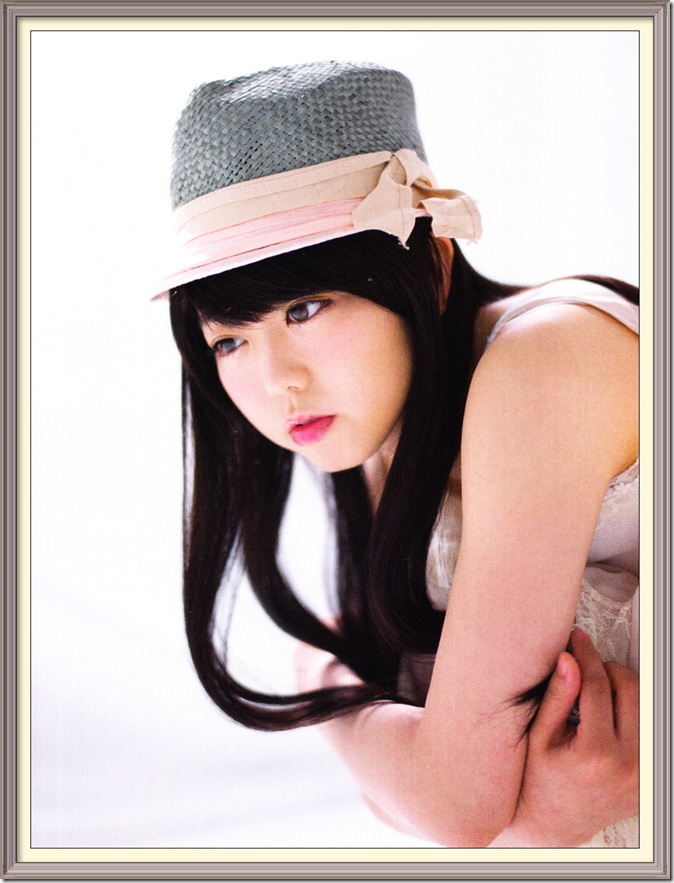 AKB48 Sousenkyo Official Guide Book (66)