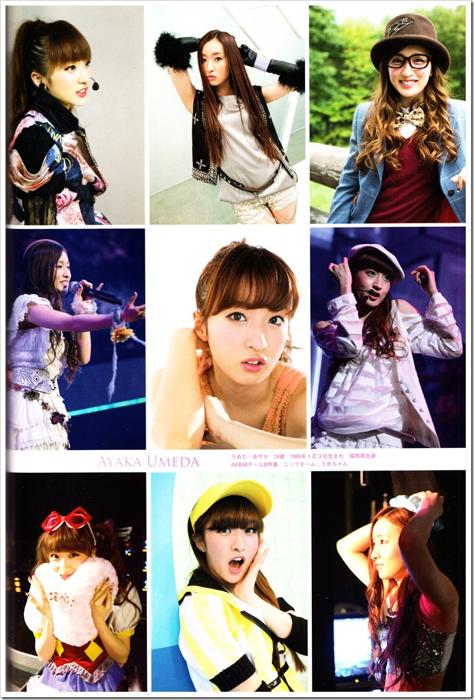 AKB48 Sousenkyo Official Guide Book (71)