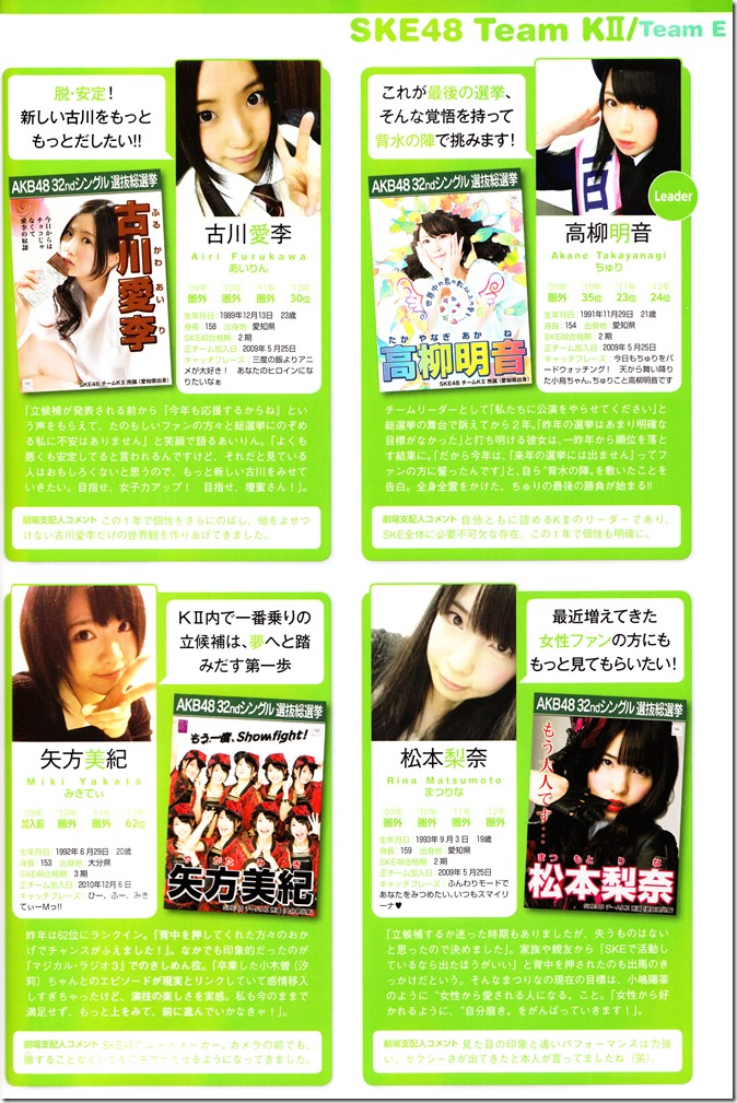 AKB48 Sousenkyo Official Guide Book (93)