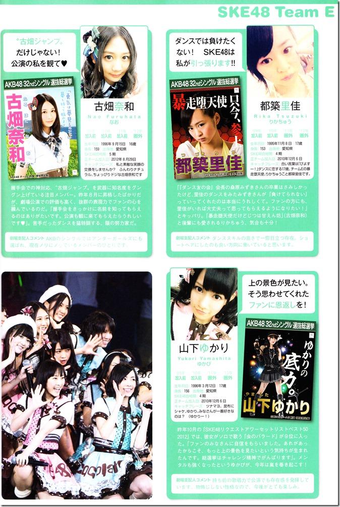 AKB48 Sousenkyo Official Guide Book (97)