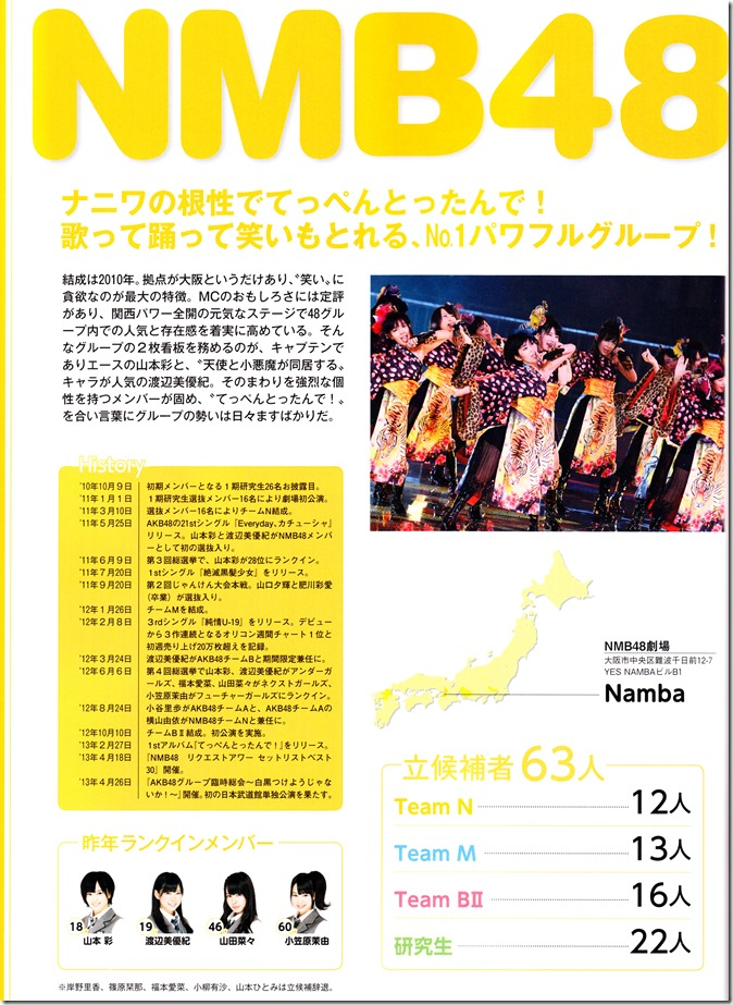 AKB48 Sousenkyo Official Guide Book (98)