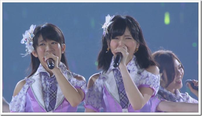 AKB48 Team 4 at Tokyo Dome 1830m no yume live