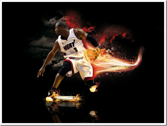 Dwayne Wade aka Flash