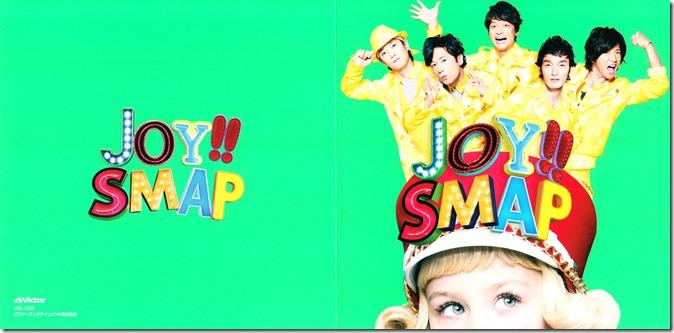 Smap Joy!! Vivid Orange & Lime Green jackets (5)