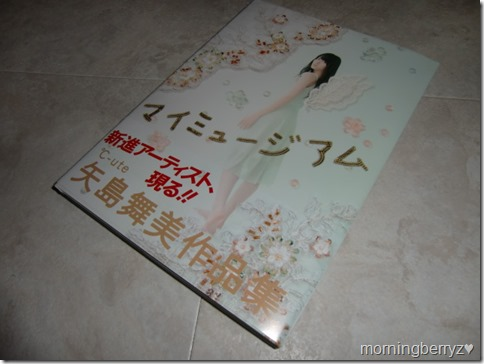 Yajima Maimi My Museum photo book