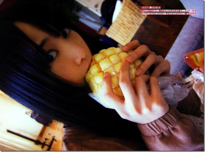 AKB48 The Green Album YU SATSU (110)