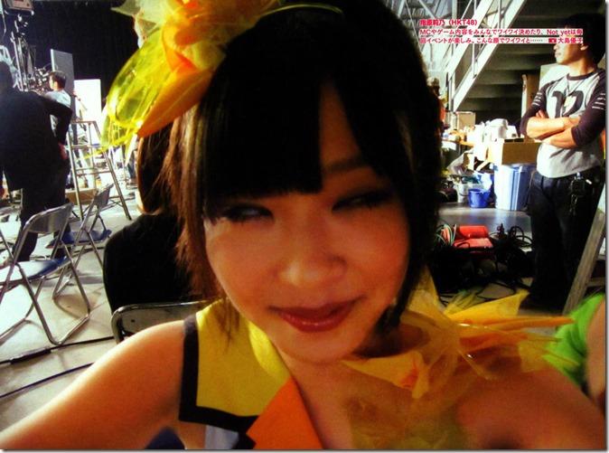 AKB48 The Green Album YU SATSU (156)