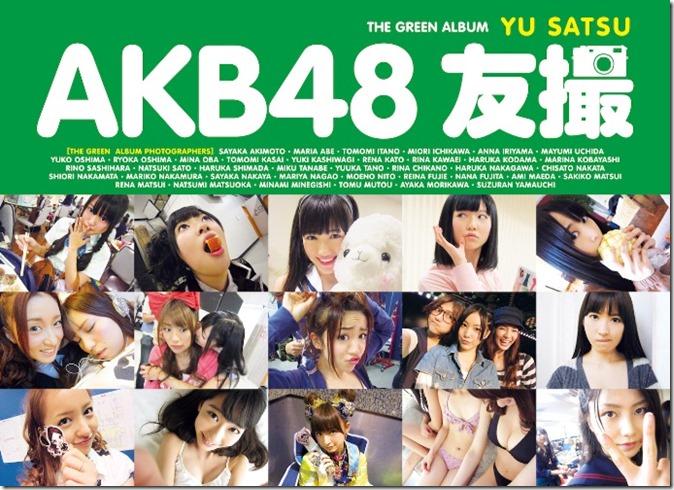 AKB48 The Green Album YU SATSU (1)
