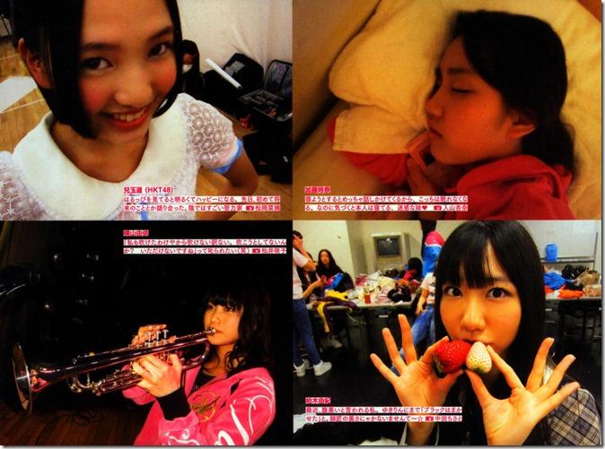 AKB48 The Green Album YU SATSU (60)