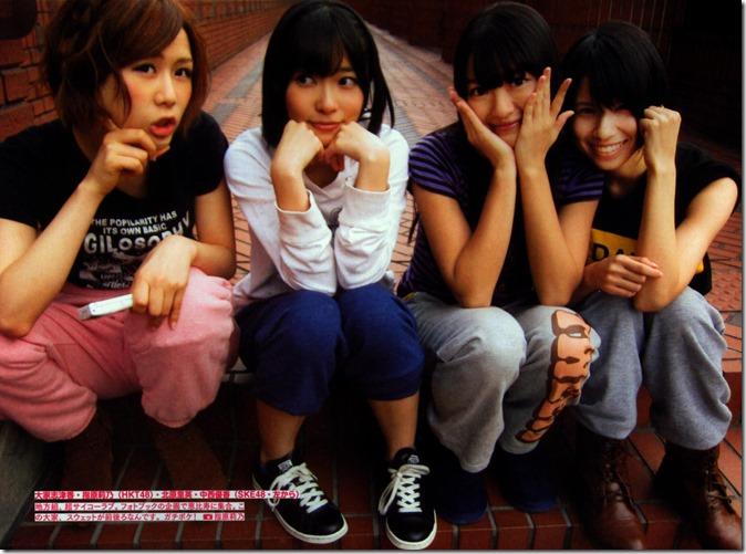 AKB48 The Green Album YU SATSU (66)