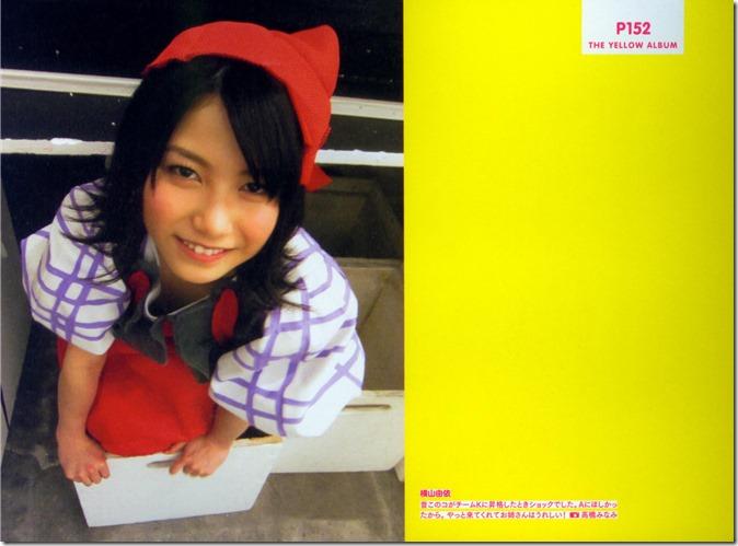 AKB48 The Yellow Album YU SATSU (151)