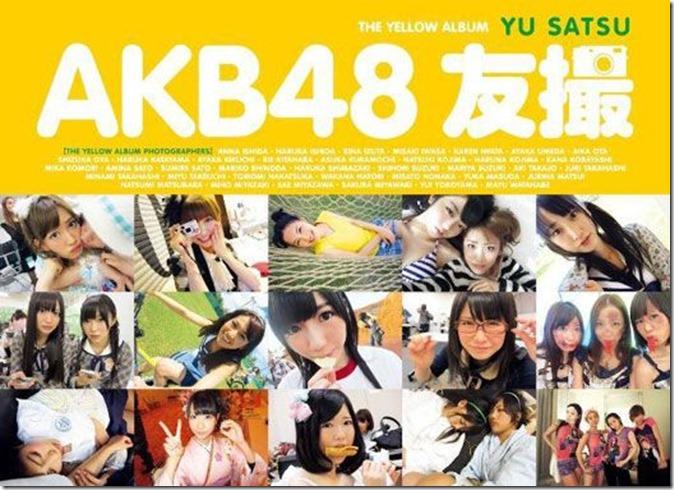 AKB48 The Yellow Album YU SATSU (1)