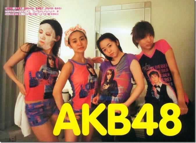 AKB48 The Yellow Album YU SATSU (3)