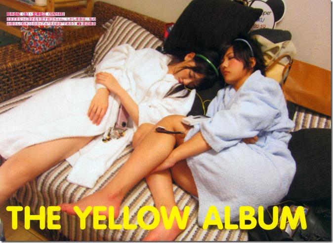AKB48 The Yellow Album YU SATSU (5)