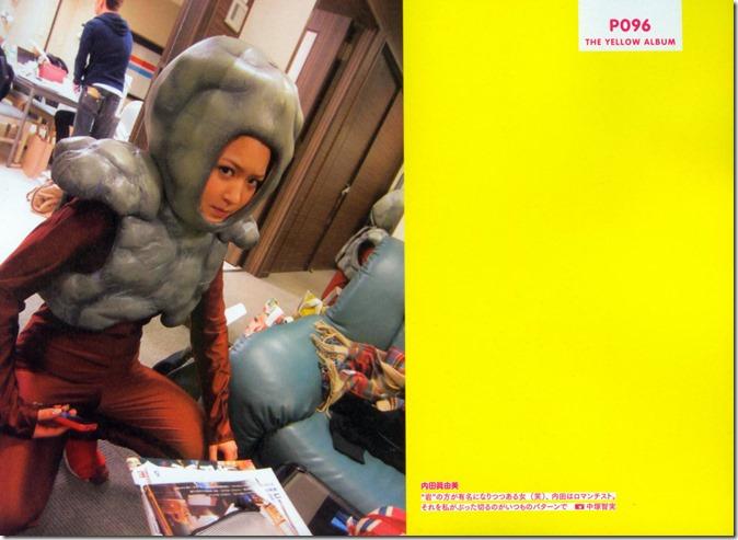AKB48 The Yellow Album YU SATSU (95)