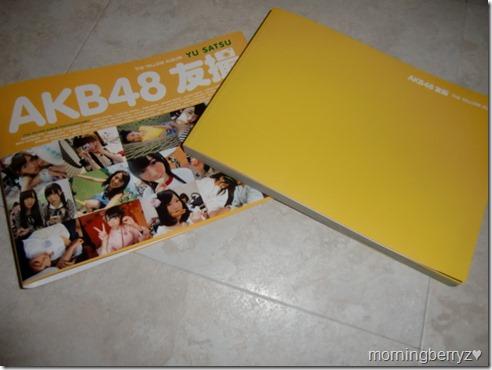 AKB48 The Yellow Album