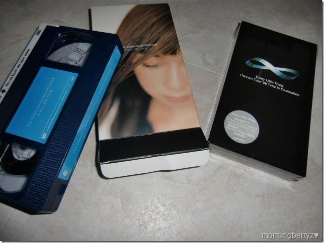 Every Little Thing music video & concert VHS